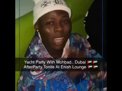 Download Mohbad   stream obaflow music ahun now mi with some friends in Dubai