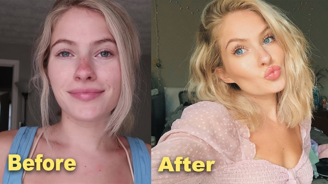 get ready with me! *summer transformation* 2019