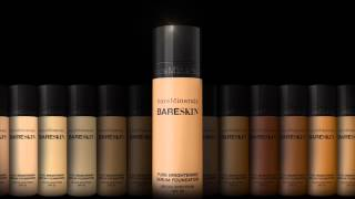 bareMinerals: Introducing NEW bareSkin™ Pure Brightening Serum Foundation Thumbnail