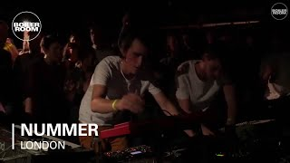 Nummer Boiler Room London Live Set