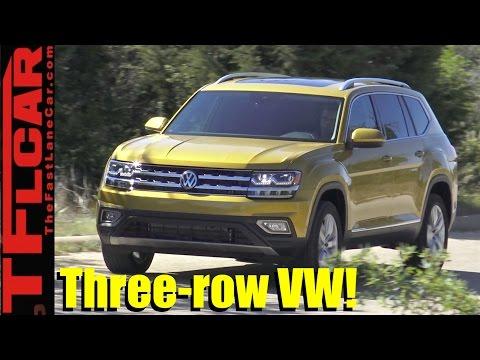 2018 VW Atlas Review: Top 10 Most Unexpected Surprises!