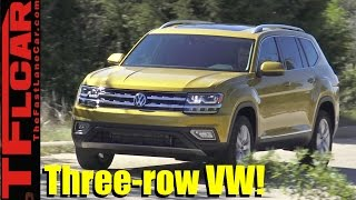 2018 VW Atlas Review: Top 10 Most Unexpected Surprises!