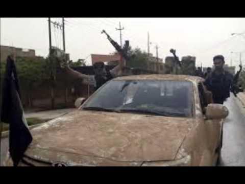 IRAQ WAR:Iraqi Forces Launch Anti-Islamic State Operation North of Tikrit