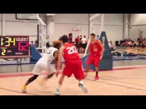 "6'3"" 2017 G James Fuller Official Elite Hoop Mixtape"