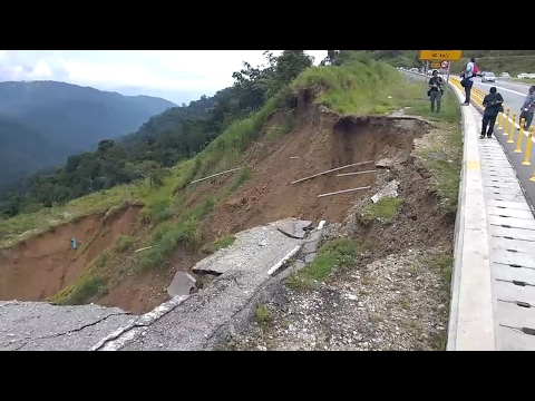 Jalan Simpang Pulai-Cameron Highlands is safe
