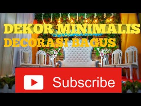 🔴 dekor minimalis low budget - decorasi bagus - youtube