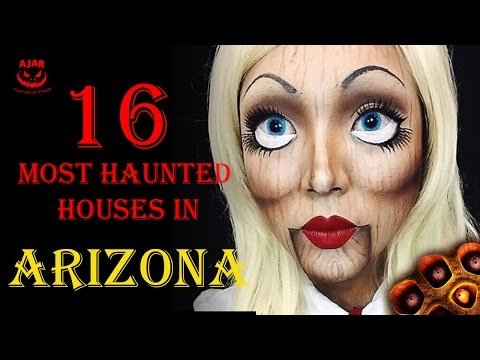 16 MOST Haunted Places, TRUE GHOST of Arizona - US