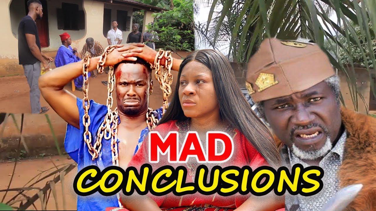 Download MAD CONCLUSION 2(New Movie)-Zubby Michael, Sam Obiago, Destiny Etiko Latest Nigerian Nollywood Movie