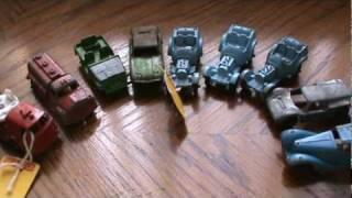 Tootsie Toy cars