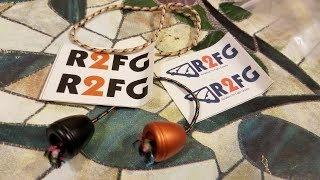 R2FG Aluminum Begleri Unboxing and Review