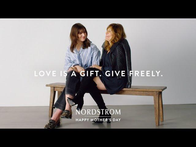 Love Is a Gift | Hari Nef & Robin Neff Clebnik | Nordstrom | :15