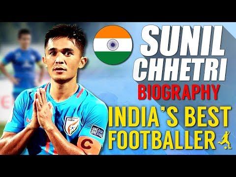 Sunil Chhetri Biography