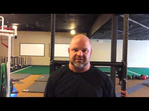 How Your Day Job Affects Your Fitness - Jim Laird