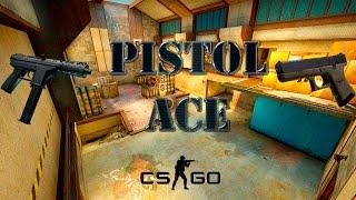 CS:GO ace pistol
