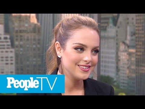 'Dynasty' Star Liz Gillies Dishes On A Possible 'Victorious' Reunion, Her Style & More | PeopleTV