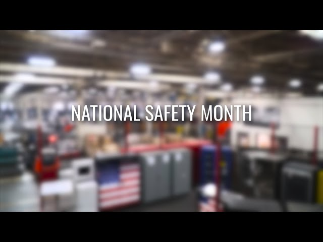 Manufacturing in America: National Safety Month