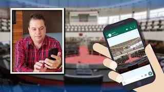 Sessão virtual: deputados declaram calamidade pública em SC