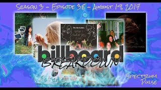 Baixar Billboard BREAKDOWN - Hot 100 - August 19, 2017