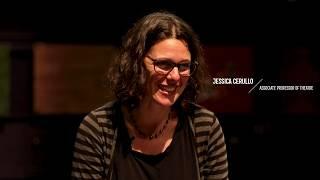 Video - Jessica Cerullo: The benefits of devised theatre