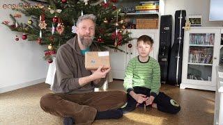 Weihnachtsgrüße von der deutschen Gastfamilie!