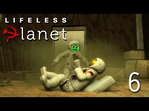 Lifeless Planet - Episode 6 - Freaky Plant Women!