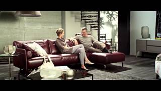 Tenore sofa, Natuzzi Editions, салон итальянской мебели