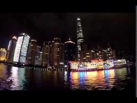 Shanghai, maglev train to Shanghai, Macau, Hong Kong, Tokyo, Sydney, Auckland