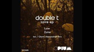 Opium Muzik / Cat OM025 / Double T   Zaire Ep