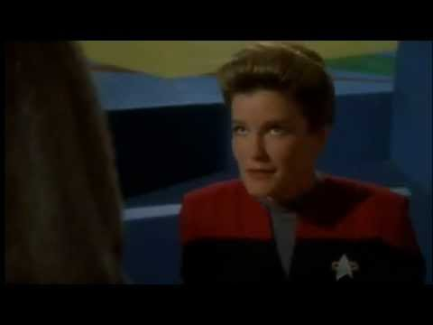 Best Star Trek Voyager Ending EVER