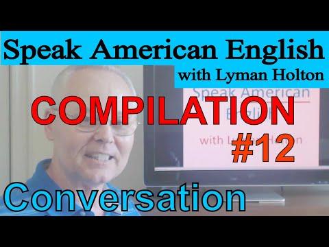 English Conversation Compilation #12: Practice English by Speaking - Speech English Pronunciation 영어