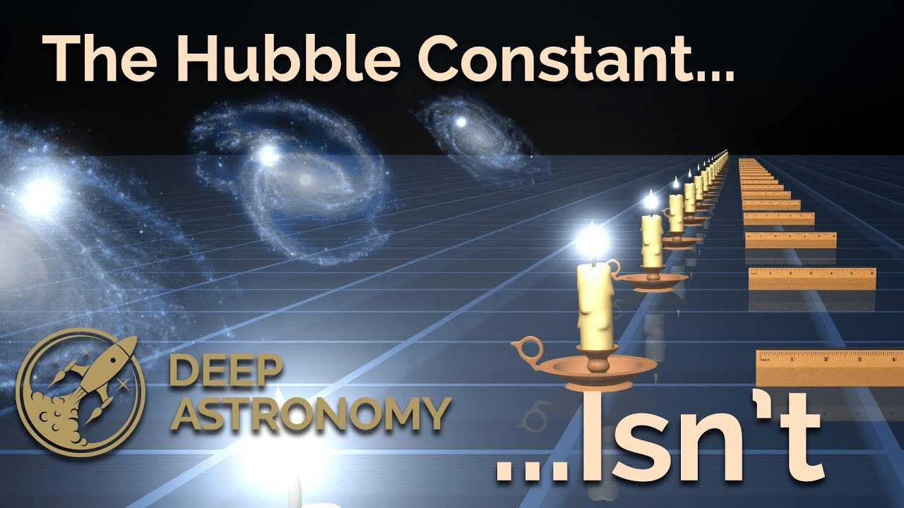 Download The Hubble Constant... Isn't