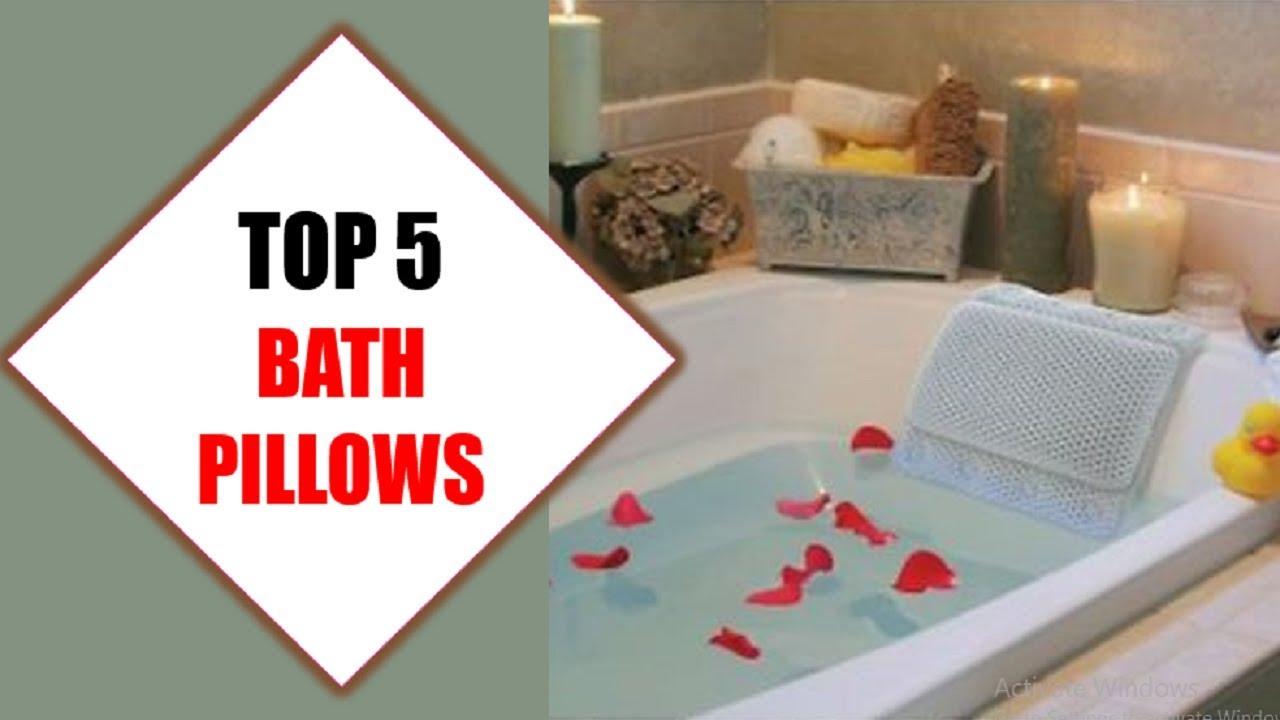 Top 5 Best Bath Pillows 2018 | Best Bath Pillow Review By Jumpy ...