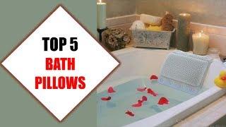 Top 5 Best Bath Pillows 2018 | Best Bath Pillow Review By Jumpy Express
