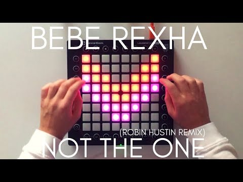 Bebe Rexha - Not The One Robin Hustin Remix  Launchpad Pro Cover