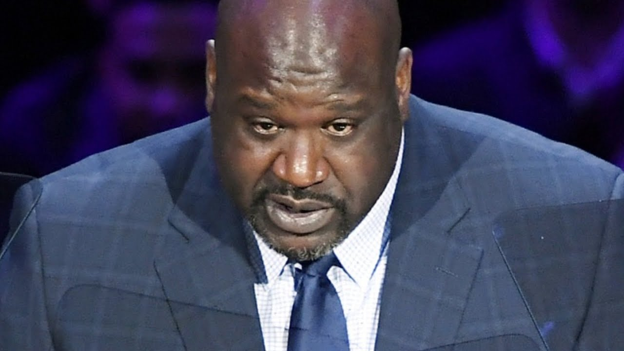 Shaq Draws Big Laughs At Kobe Memorial With Hilarious Story