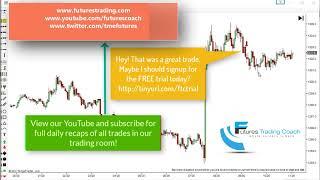 101317 -- Trade of the Day - Gold /GC UT Short Winner up to 15 ticks!
