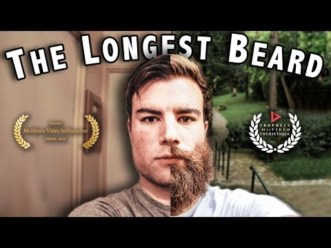 THE LONGEST BEARD - a photo every day timelapse through South-East ASIA