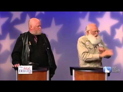 Idaho GOP Governors Primary Debate (Funny Guys Only) - May 14, 2014