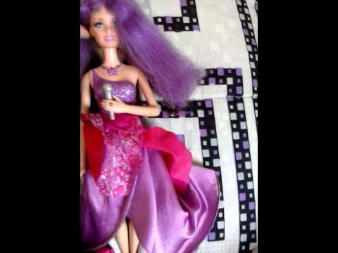 📲review: da minha boneca (Barbie pop star)