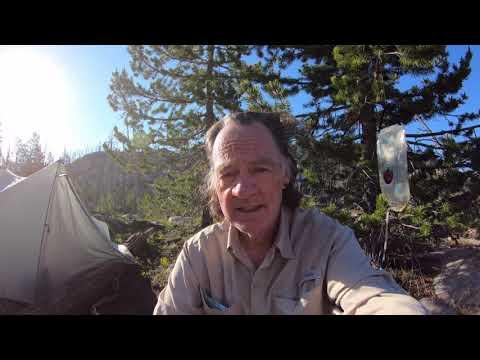 7 Days Backpacking Bridger Wilderness, Boulder Lake Trailhead, July 2020