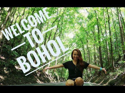 Welcome To BOHOL Philippines VLOG |Cykaniki