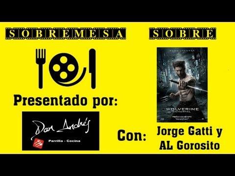 WOLVERINE INMORTAL / The Wolverine / Lobezno inmortal - comentario / review / critica de la pelicula