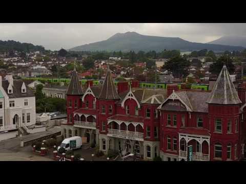 Ireland -  Bray (Bré) - County Wicklow