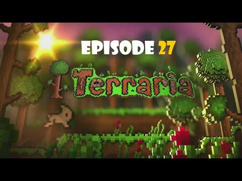 Terraria #27 Một con duke fishron nữa và 3 cột Solar,Nebula,vortex