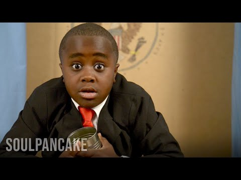 Kid President Explains It All... Q&A!