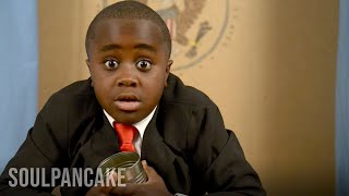 Repeat youtube video Kid President Explains It All... Q&A!