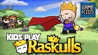 Raskulls With Matt, Webb, And Mills - Kids Play