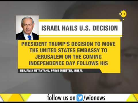 Us Ready To Open Embassy In Jerusalem In May 2018