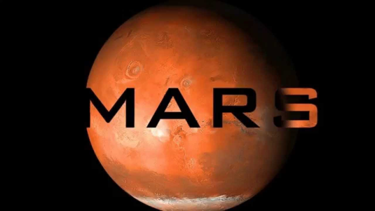 Top 5 Incredible Facts About Mars - YouTube