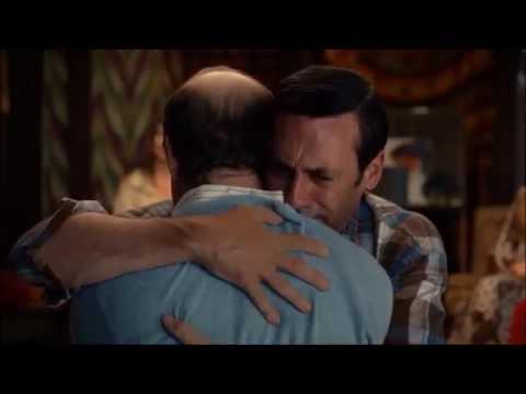 Mad Men Don last scenes Finale (Property of Lionsgate)  מד מן